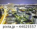 福岡タワーから見る福岡市の素晴らしい夜景 44025557