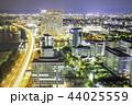福岡タワーから見る福岡市の素晴らしい夜景 44025559