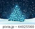 クリスマス 休日 休暇のイラスト 44025560