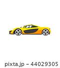 自動車 車 乗り物のイラスト 44029305