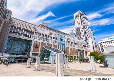 《北海道》札幌駅・都市風景 44030837