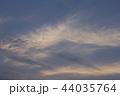 朝焼けの空 44035764