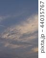 朝焼けの空 44035767