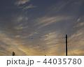 朝焼けの空 44035780