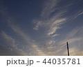 朝焼けの空 44035781