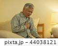 シニア男性 体調不良 44038121