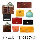 お財布 サイフ 財布のイラスト 44039748