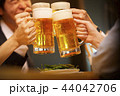 会社員 ビジネスマン ビールの写真 44042706