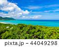 石垣島 海 風景の写真 44049298