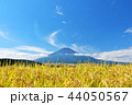 富士山 秋 秋晴れの写真 44050567