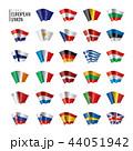 旗 フラッグ フラグのイラスト 44051942