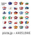 旗 フラッグ フラグのイラスト 44051946