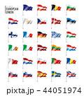 旗 フラッグ フラグのイラスト 44051974