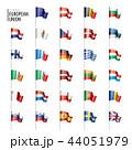 旗 フラッグ フラグのイラスト 44051979
