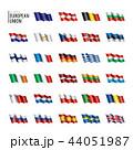旗 フラッグ フラグのイラスト 44051987