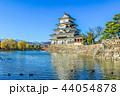 城 城郭 お城の写真 44054878