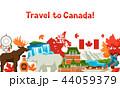 Canada background design. 44059379