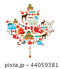 Canada background design. 44059381