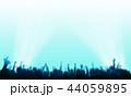 ライブ会場とオーディエンス 44059895