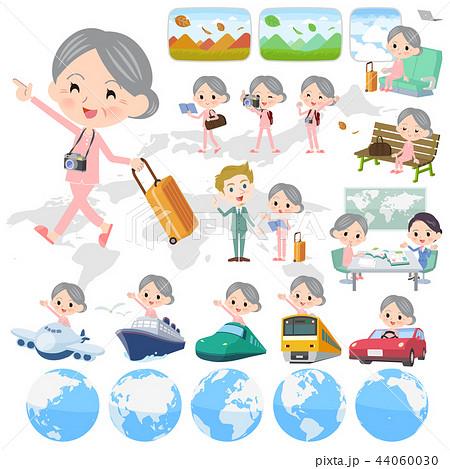patient senior women_travel 44060030