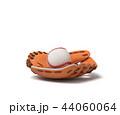 ベースボール 白球 野球のイラスト 44060064