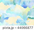 和-背景-和紙-夏-紅葉-ブルー 44066877