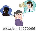 振り込め詐欺 44070066