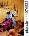 ハロウィン 女の子 女性の写真 44070522