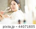 女性 若い女性 美容の写真 44071605