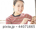 人物 女性 若い女性の写真 44071665