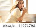 人物 女性 若い女性の写真 44071798