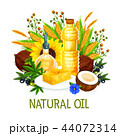Natural oils of plant origin, seasonings 44072314