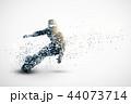 snowboard silhouette 1 44073714