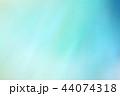 青色 テクスチャー 水彩の写真 44074318
