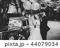 ウェディング ウエディング 結婚の写真 44079034