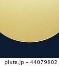 背景 金箔 金色のイラスト 44079802