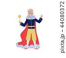 中世 ヨーロッパ人 キングのイラスト 44080372