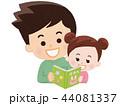 絵本 読み聞かせ 子育てのイラスト 44081337