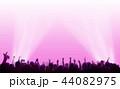 ライブ会場とオーディエンス 44082975