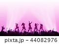 ライブ会場とオーディエンス 44082976