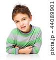 少年 男の子 男児の写真 44089901
