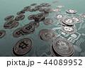 コイン ビットコイン 通貨のイラスト 44089952