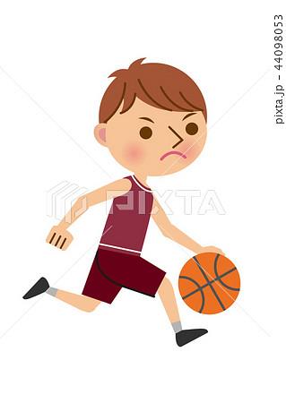 バスケットボール 男性 44098053