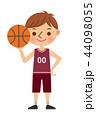 ベクター 男性 スポーツのイラスト 44098055