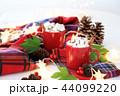 ホットチョコレート マシュマロ 44099220