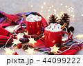 ホットチョコレート マシュマロ 44099222