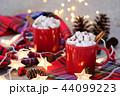 ホットチョコレート マシュマロ 44099223