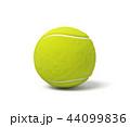 スポーツ テニス 庭球のイラスト 44099836