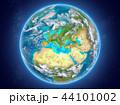 地球 インターナショナル 国際のイラスト 44101002