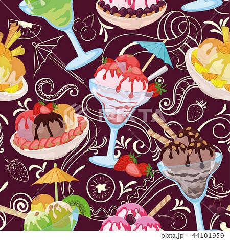 Seamless, Ice Cream 44101959